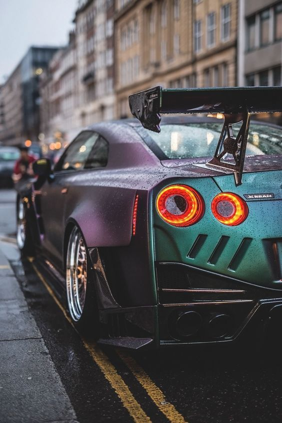 Nissan GTR | Billonarios De Internet ✅ #nissangtr #nissangtr