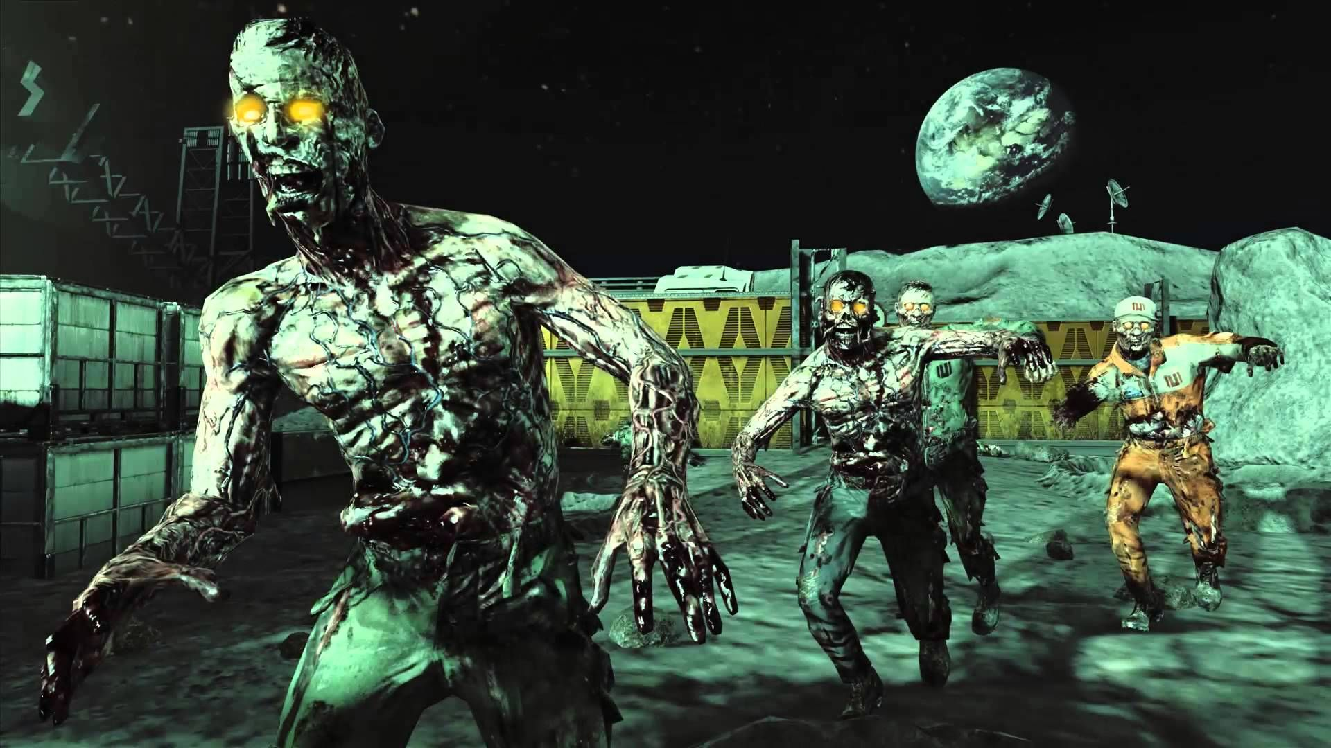 Call of Duty Zombies Sound Effects Black ops zombies