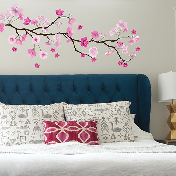 whimsical bloom jumbo wall decals paper riot