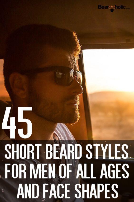 Photo of 47 besten Kurzbartstile für Männer jeden Alters und Gesichtsformen – – 47 …