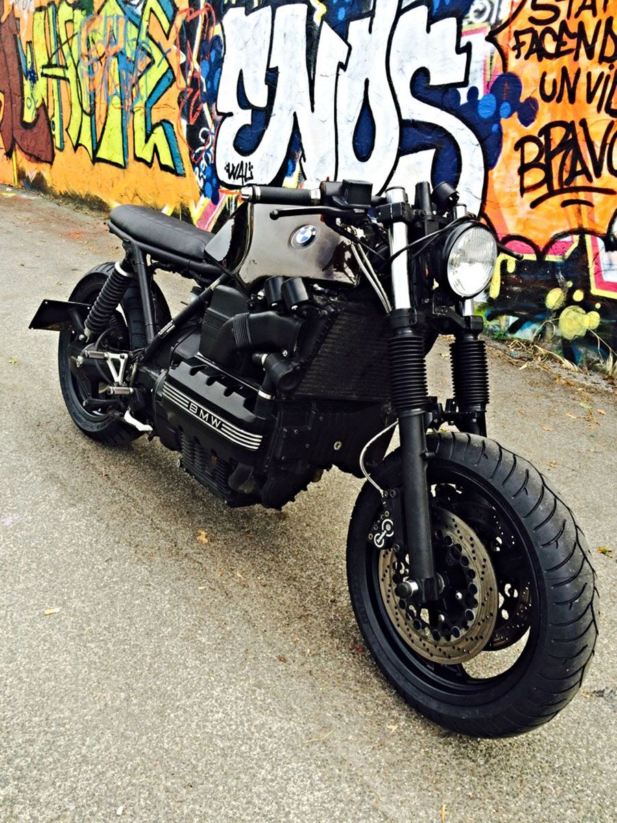 bmw k100 scrambler google customs pinterest. Black Bedroom Furniture Sets. Home Design Ideas