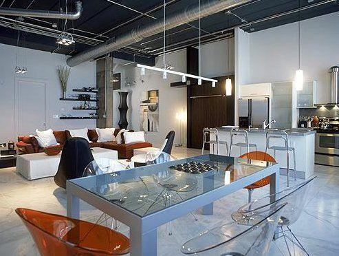 Tendencias estilo industrial en decoraci n new loft for Curso de decoracion de interiores zona norte
