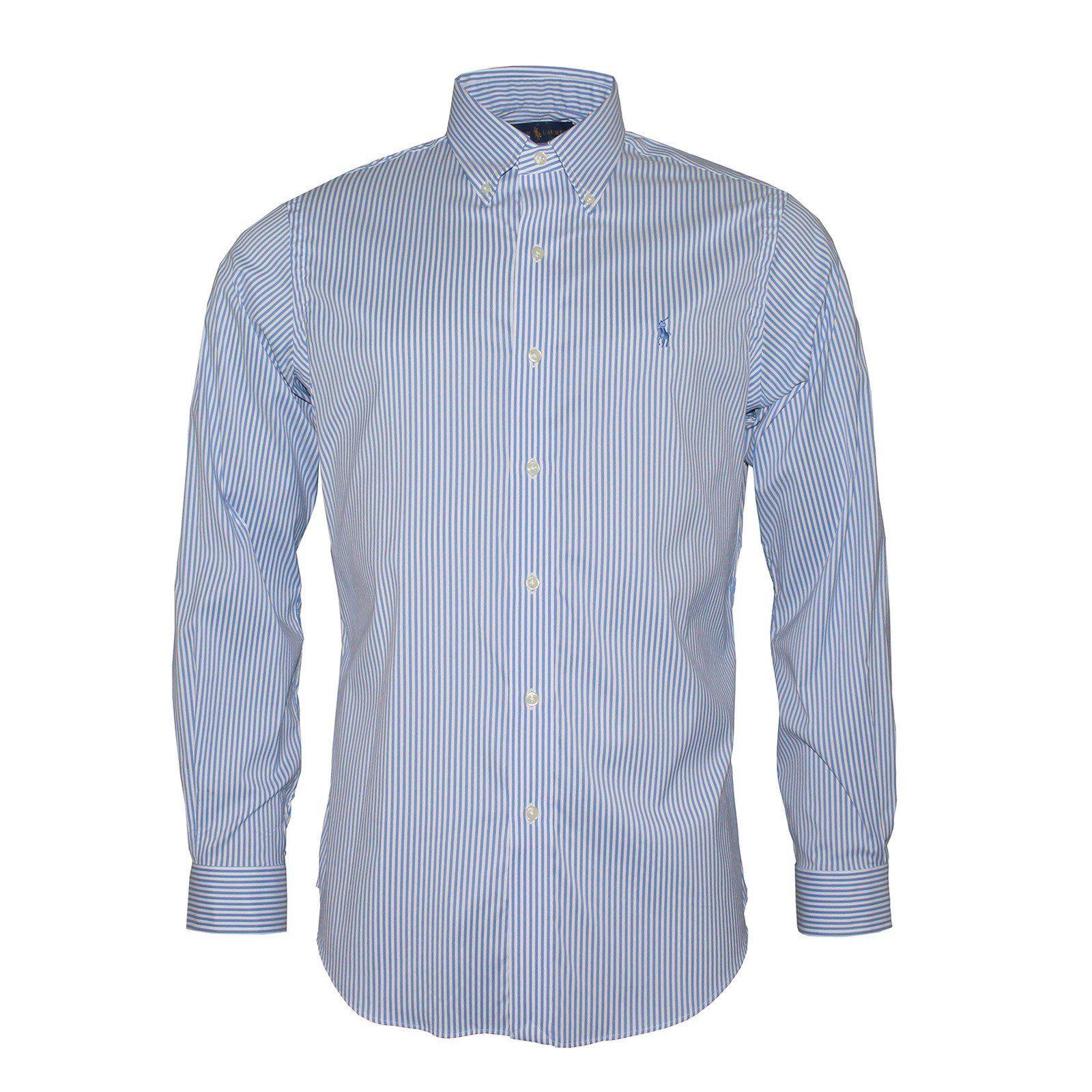 Ralph Lauren Ls Shirt - Vista Blue