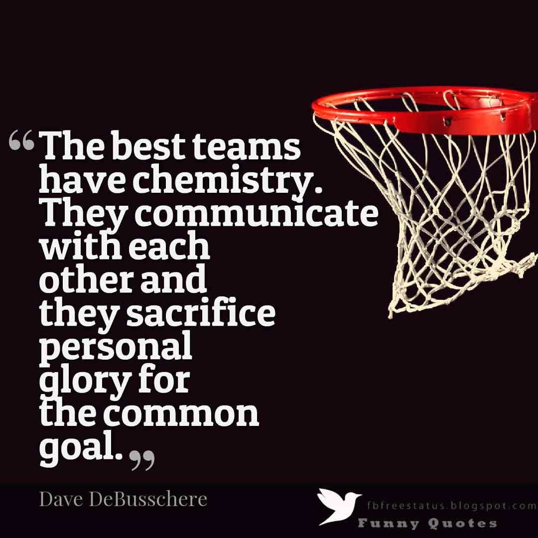 Motivational Quotes For Sports Teams: Inspirational Basketball Quotes From Basketball Coaches