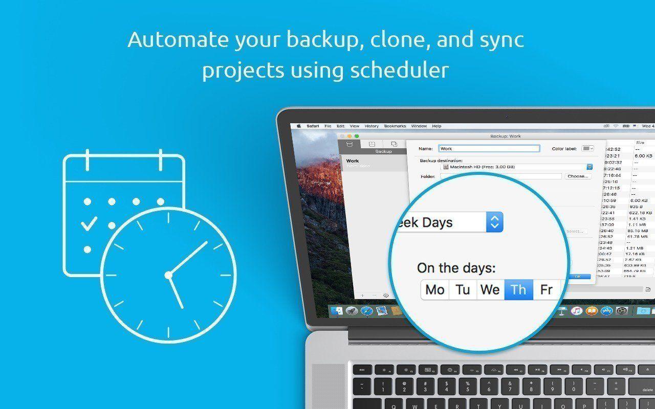 Get Backup Pro 3.4.2 for Mac 破解版 强大的备份软件