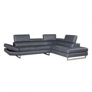 canap cuir leman en promotion chez conforama france maison d co malinshopper pinterest. Black Bedroom Furniture Sets. Home Design Ideas