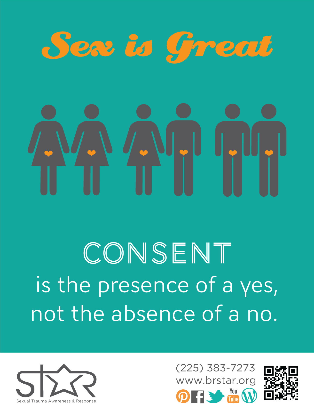Is Great Consent Is The Presence Of A Yes Not The