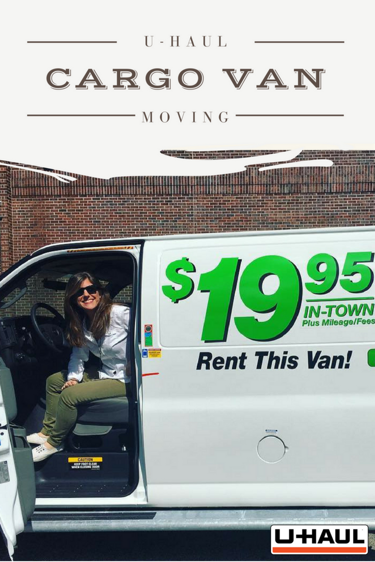Sometimes You Don T Have A Ton Of Stuff To Move U Haul Cargo Vans Are A Great Solution For Smaller Loads You May Need A Cargo Van For A C Cargo Van