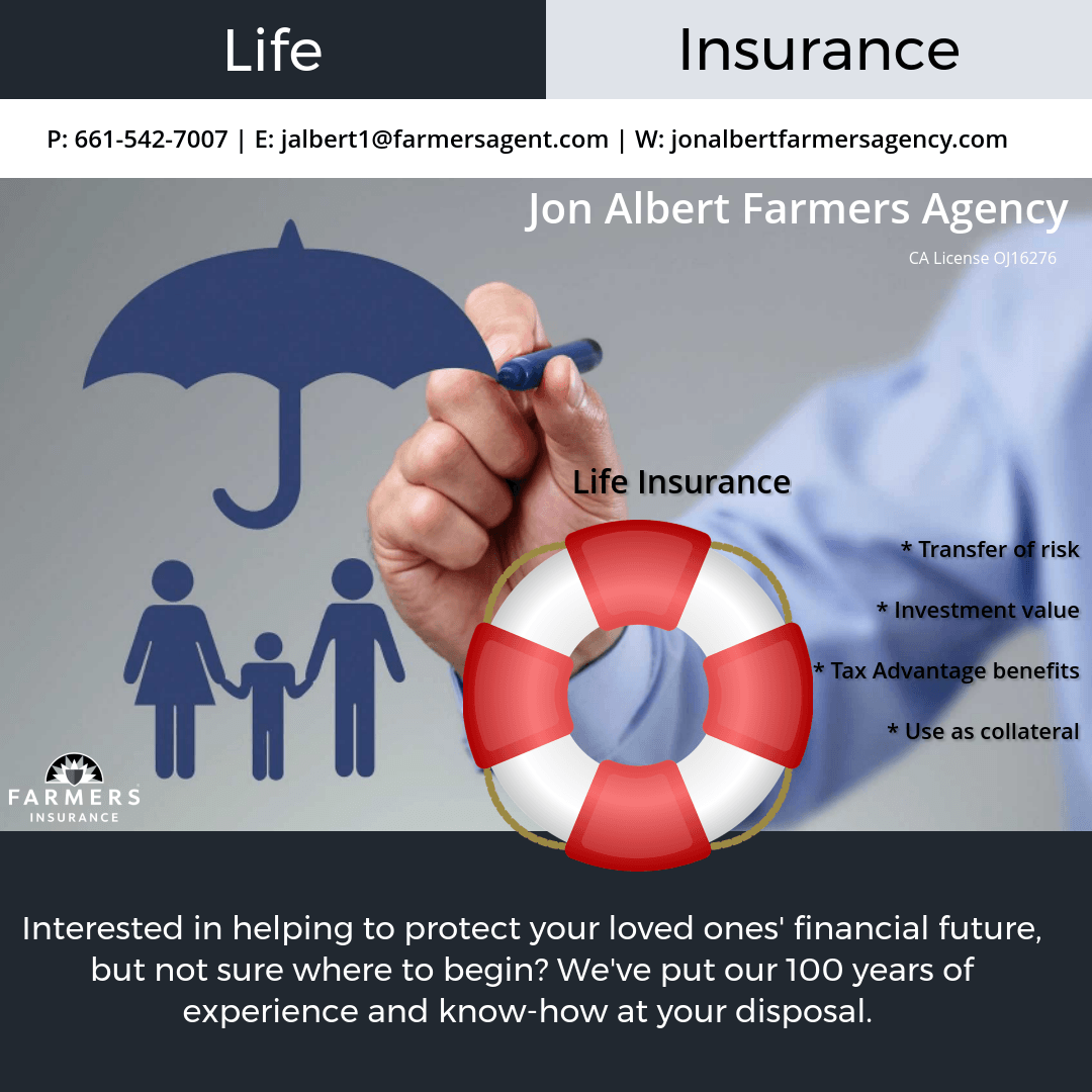 Pin by JAIALA Insurance Agency on Life insurance Farmers
