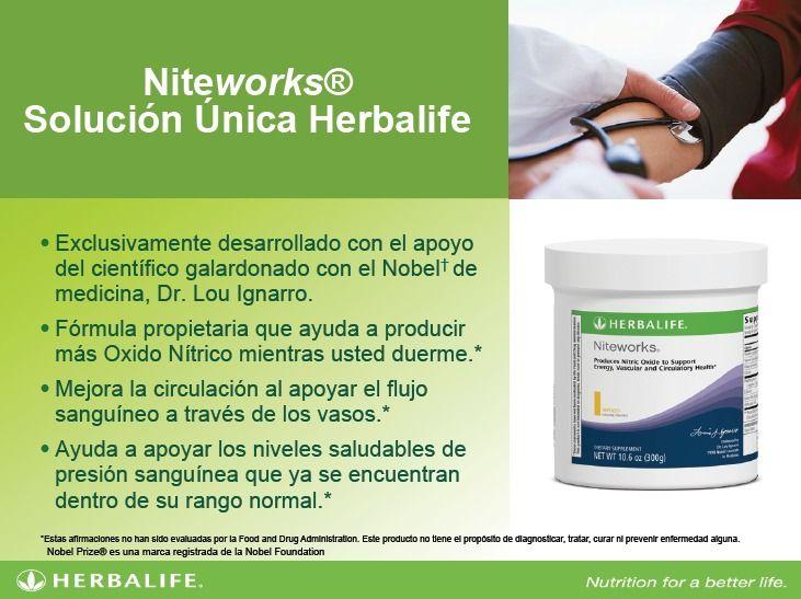 Solución Niteworks Herbalife Herbalife Herbal Medicine Recipes Herbal Medicine