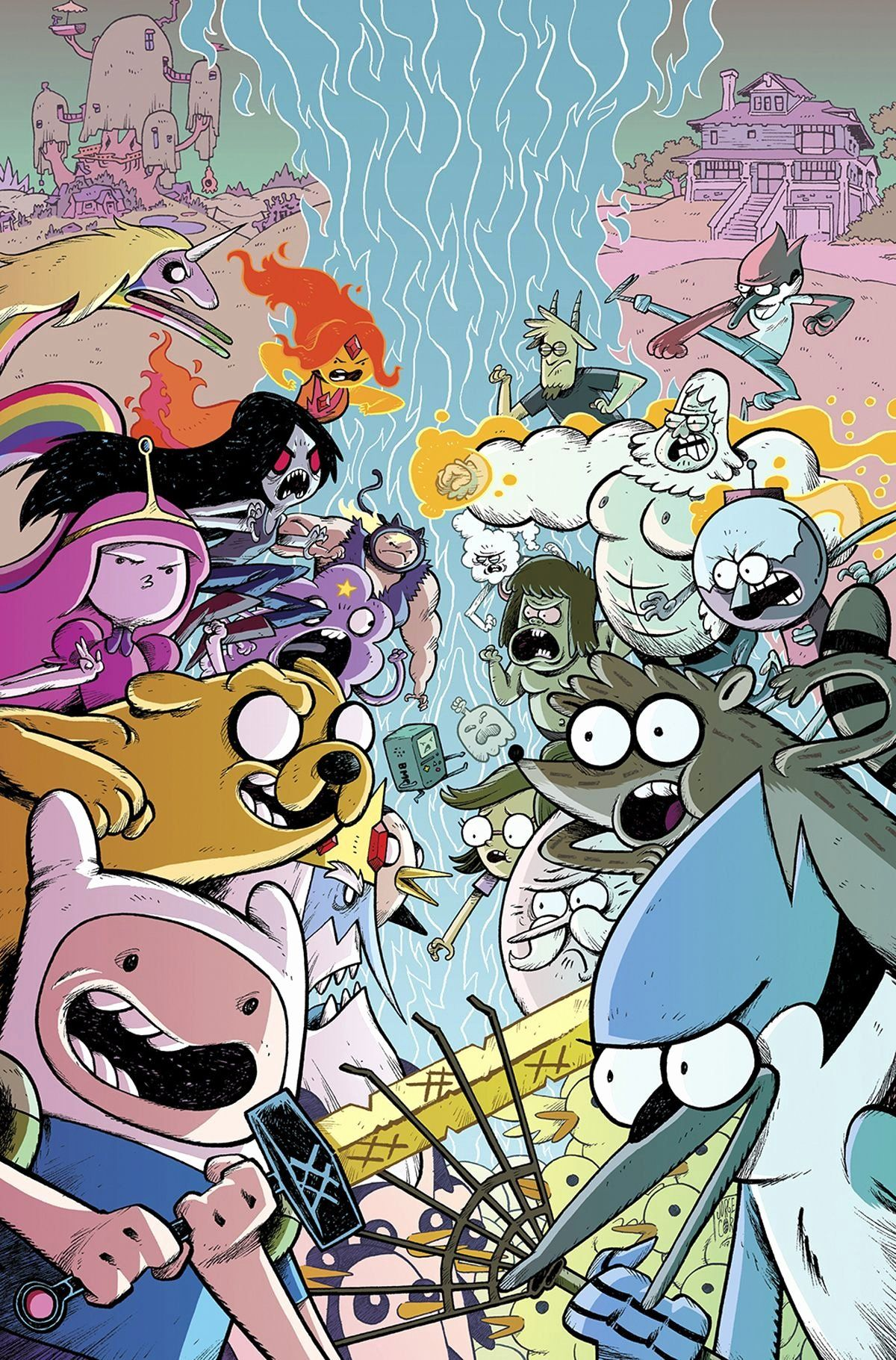 Adventure Time Episodes Wallpaper Elegant Adventure Time Regular Show 1 Subscription Corona Var ...