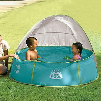 Sun Smarties Shaded Pop-Up Pool u0026 Ball Pit - One Step Ahead Baby- & Sun Smarties Shaded Pop-Up Pool u0026 Ball Pit - One Step Ahead Baby ...