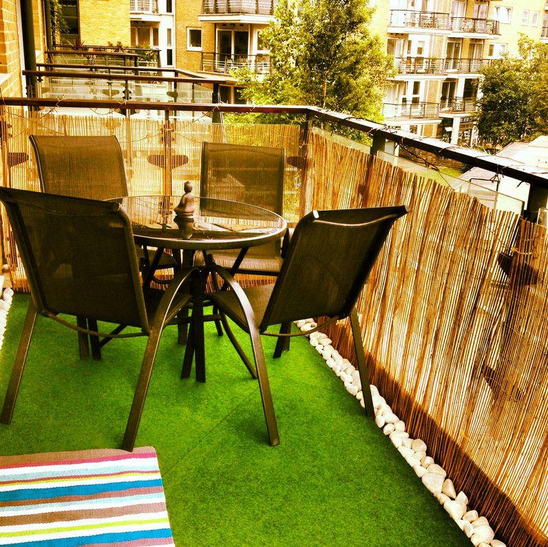 Balcony Railing Privacy Covers Space Landscaping Balcony Decor Patio Balcony Privacy