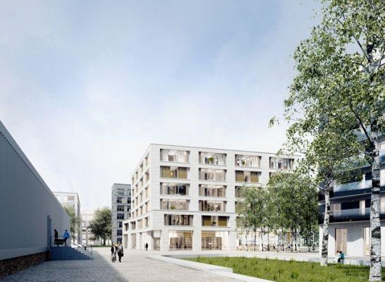 1. Preis Architektur, Fassade, Architekt