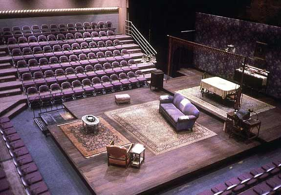 The Octagon, Carolyn Blount Theatre, Montgomery, Alabama ...