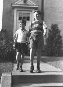Styles Of Boy S Clothing During The 1950s Thumbnail A
