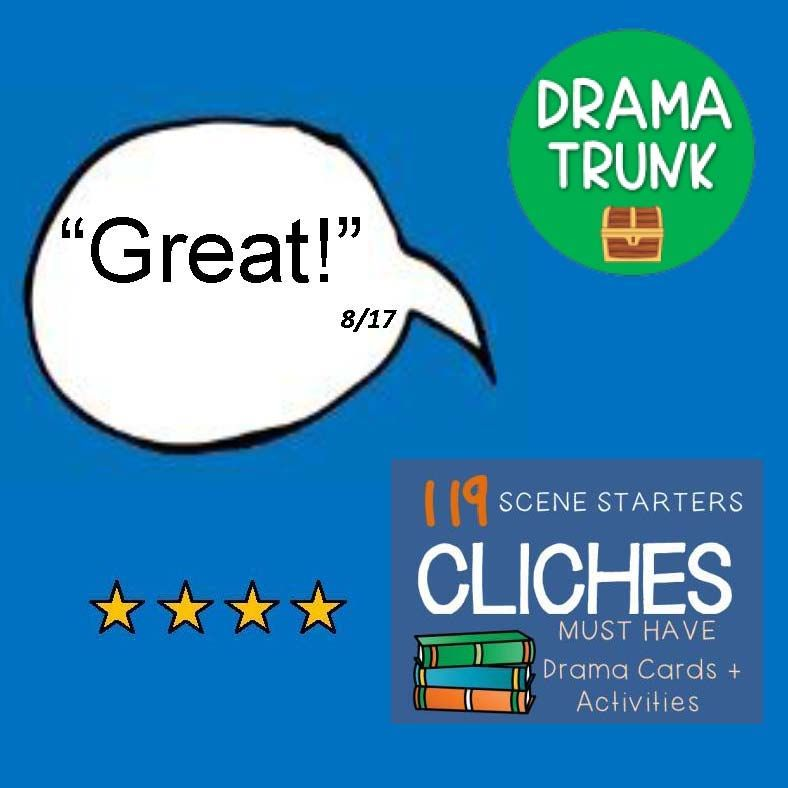 Cliches teaching resource / lesson plan Use these cliche cards with