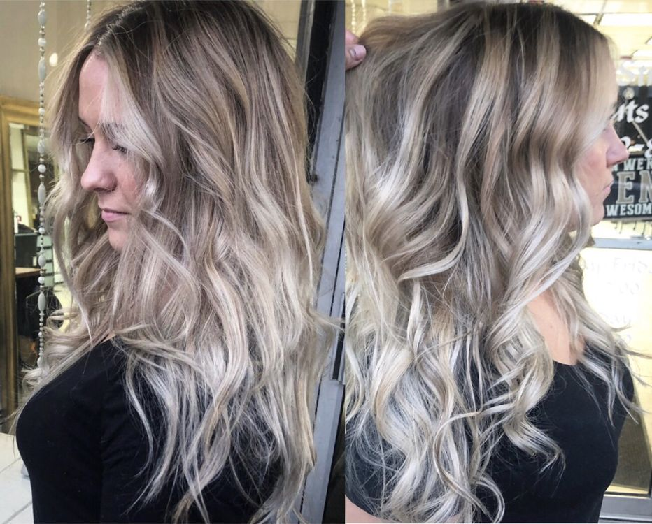 6a The Demi By Paul Mitchell For The Lowlights And Smudge Root
