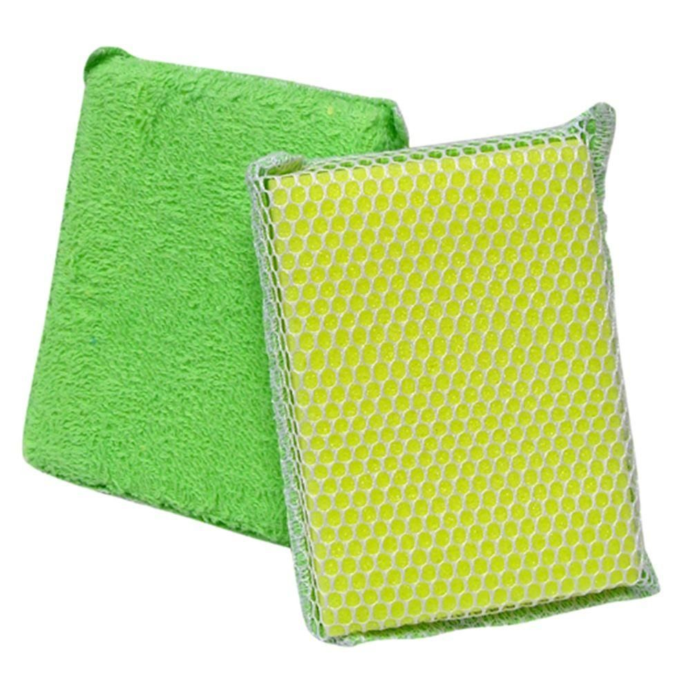 Terry Cloth and Mesh Pads (2-Pack)