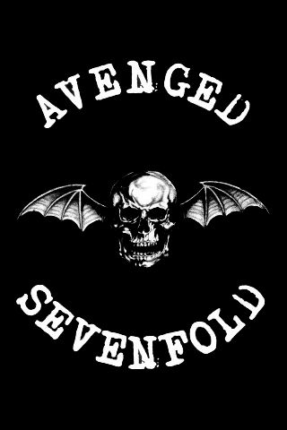 Avenged Sevenfold Logo Iphone Wallpaper Free Wallpapers