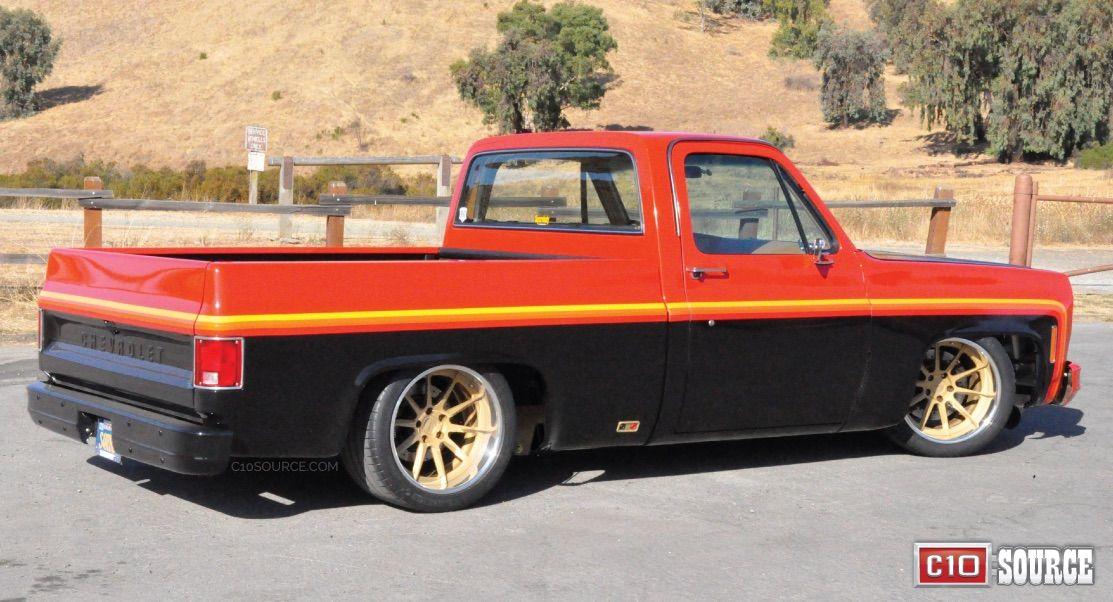 1960-1972 Chevrolet C10 squarebody Black Steering Column Column Shift 33 inch