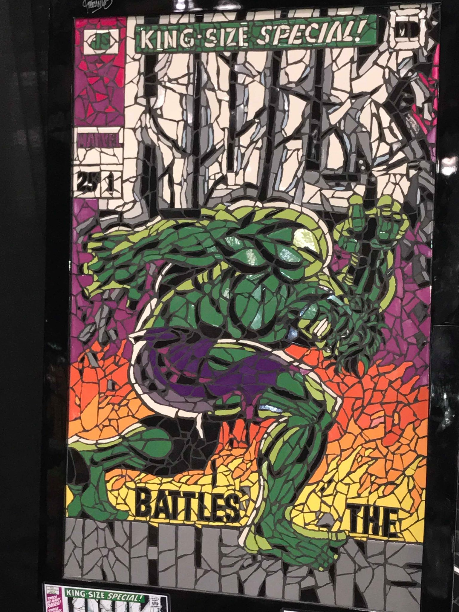 Immortal Hulk #20 Lucio Parrillo Trade Dress Variant,Very Limited.