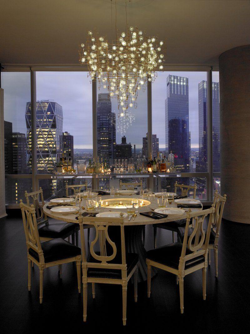 Living lobby area ravi - nupur architects modern dining