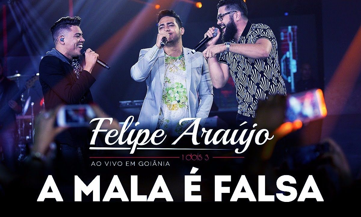 Felipe Araujo A Mala E Falsa Part Henrique Juliano Dvd