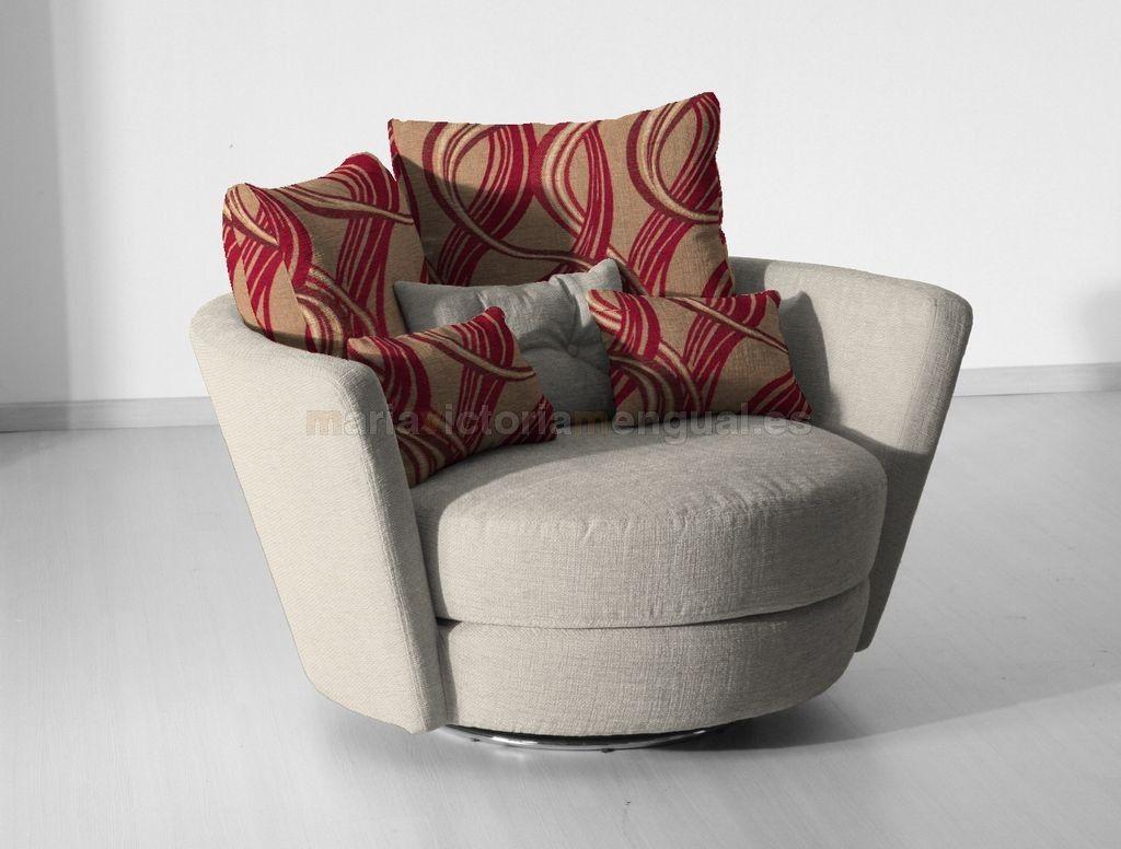 Pin de angie torres en muebles sillones sillones modernos y sillones modernos para living - Sillones tapizados modernos ...