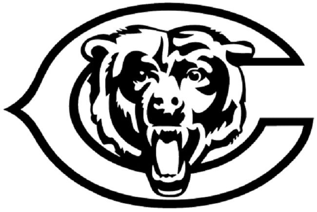chicago bears coloring pages | coloring Pages | Pinterest | Bears ...