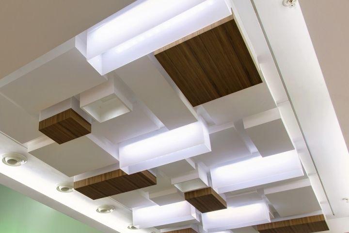 Intu victoria centre lighting by hoare lea lighting nottingham