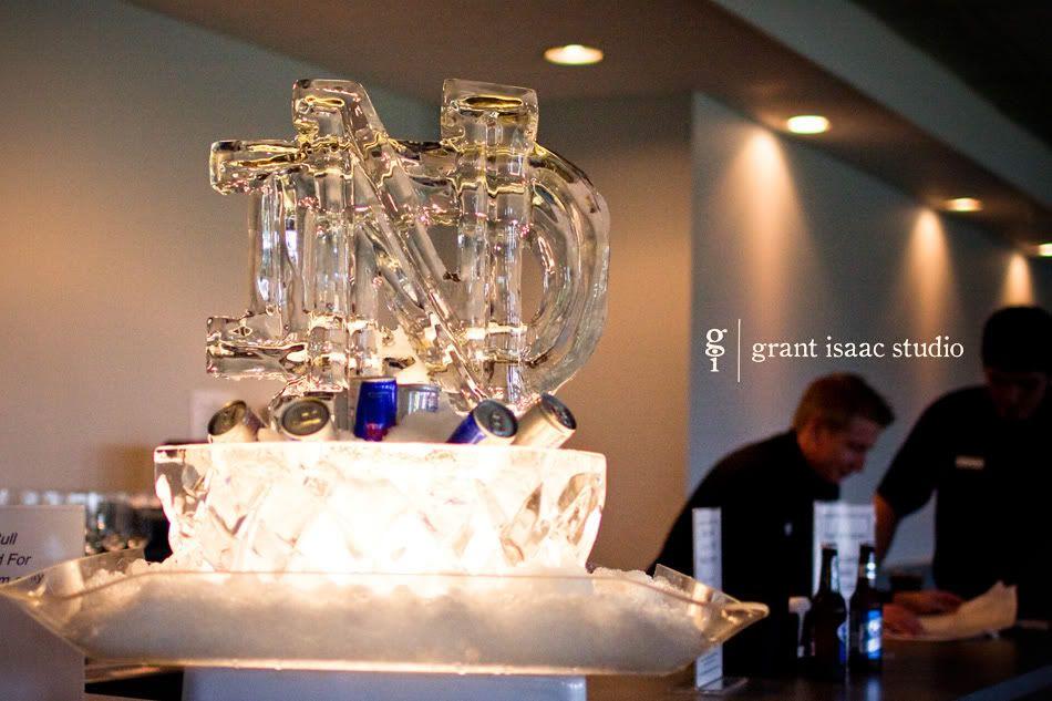 ND ice sculpture