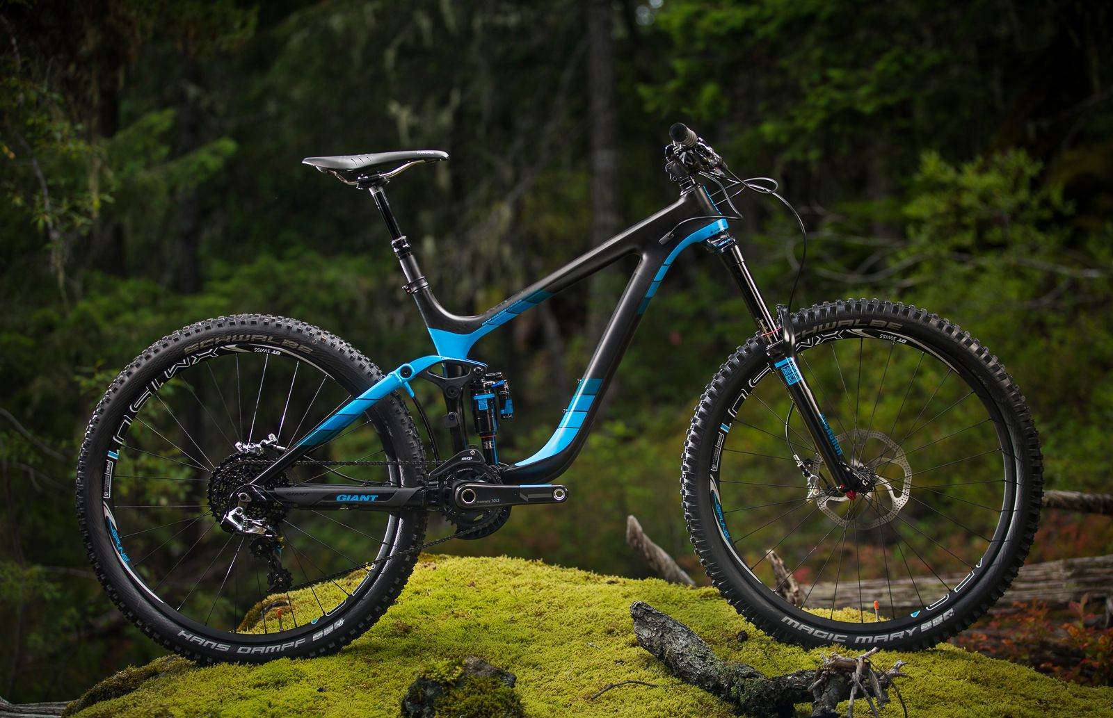Giant Reign Giant Bikes Downhill Bike Giant Bicycle