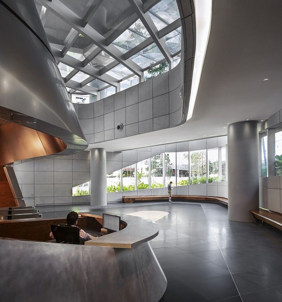 the new regional headquarters for lucasfilm singapore headquarters of the walt disney company southeast airbnb london officesview project