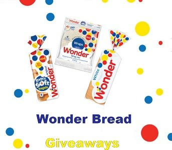 Wonder Bread Contest Win WonderMomMoments Mother's Day