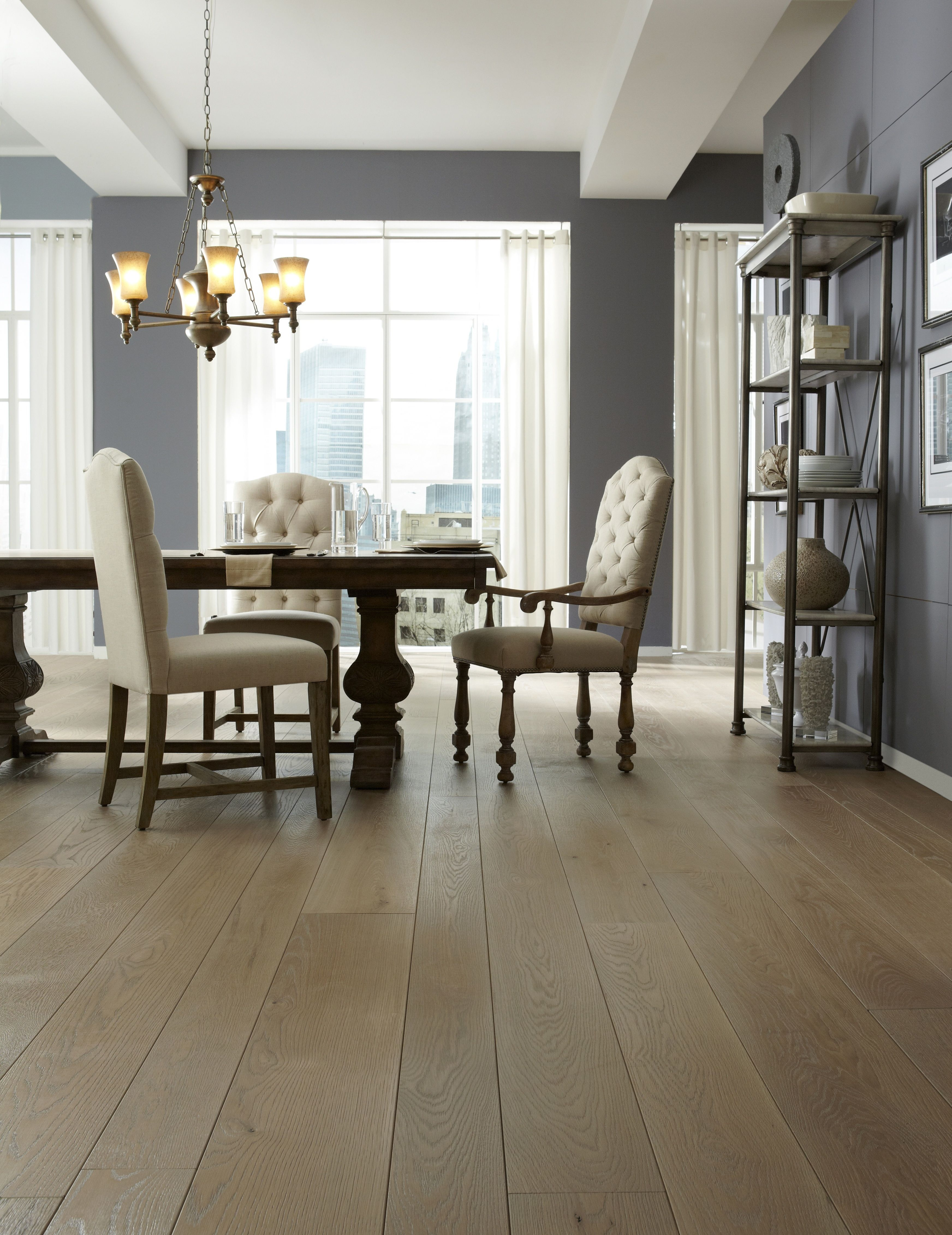 Then Our White Oak Floors Should Be The First Step