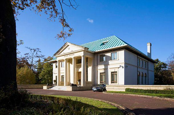 Toprak Mansion Mansions Unique Houses House Styles