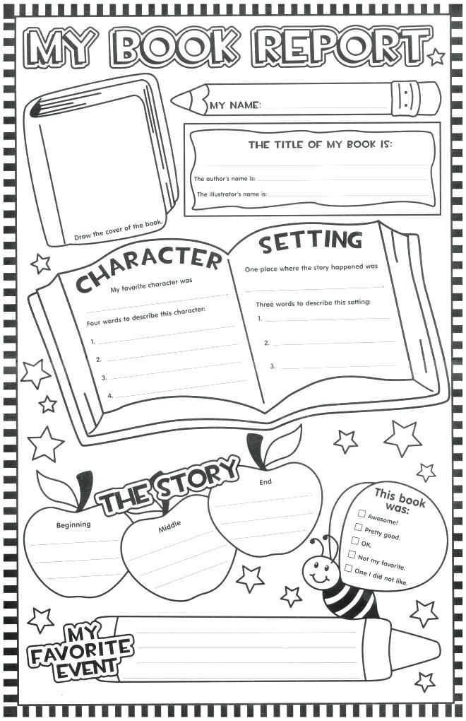 x book page review proforma template primary pdf reading