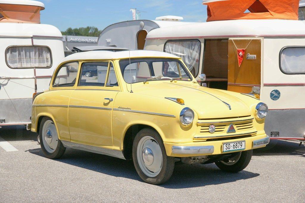 wohnwagen ullrich   European cars, German cars, Vintage cars