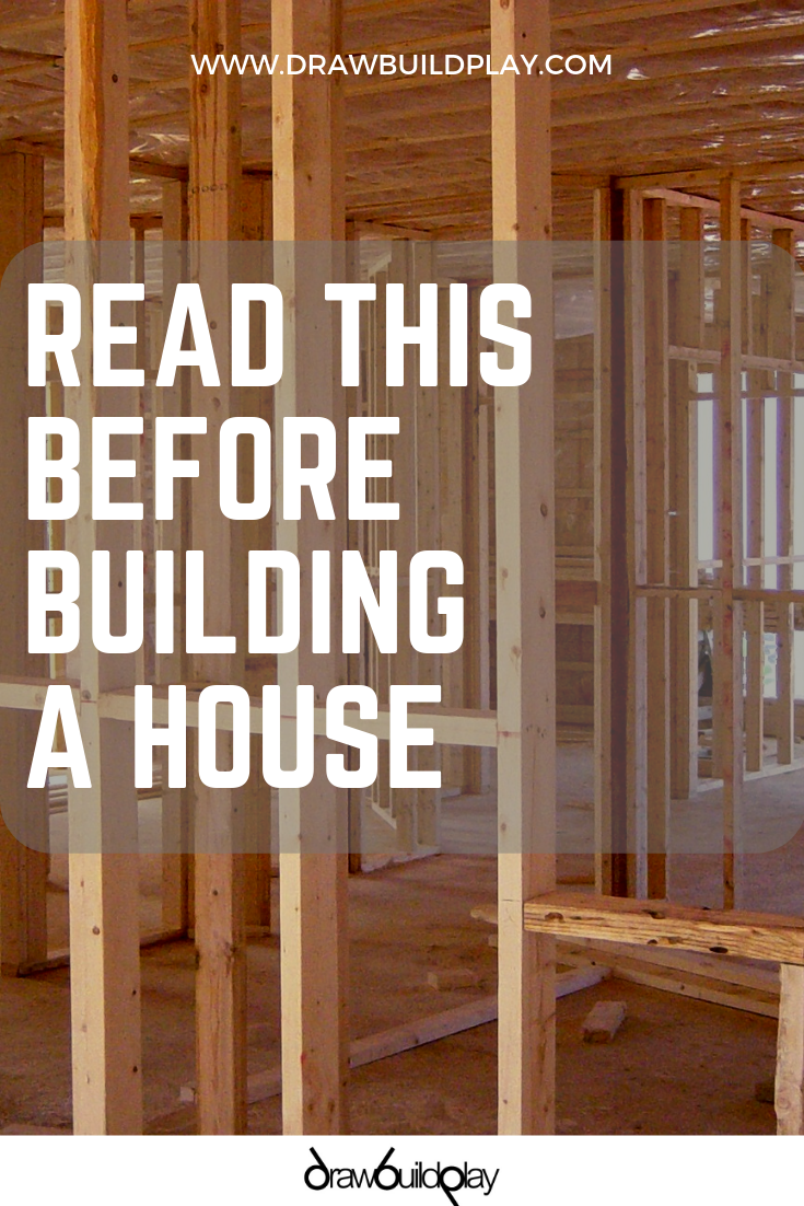 50 Tips and Tricks to know when building your new home. Read this building a house checklist before you start building your new home to help you get into your perfect dream home. Don't miss these critical items. #newhome #buildingguide #newconstruction #builder #dreamhome