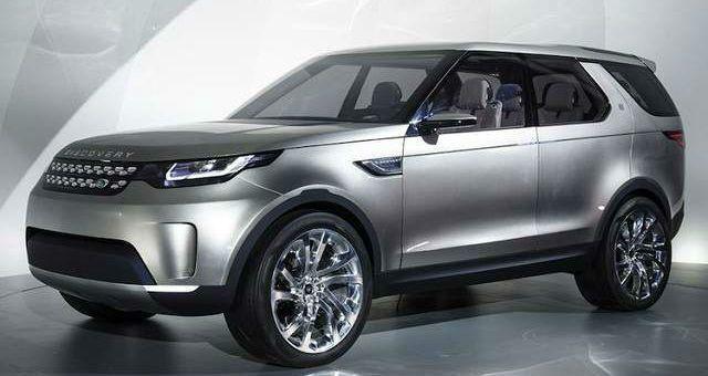 2017 Land Rover Discovery Lr5 Land Rover Discovery Land Rover Land Rover Discovery Sport