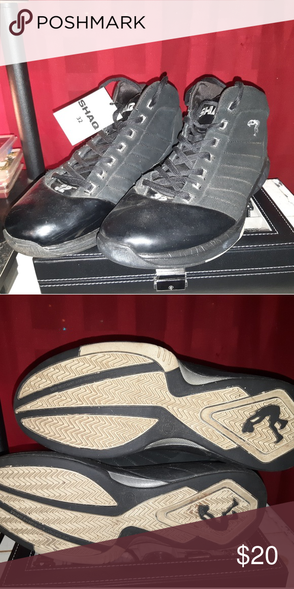 Sneakers, Shaq, Shoes sneakers
