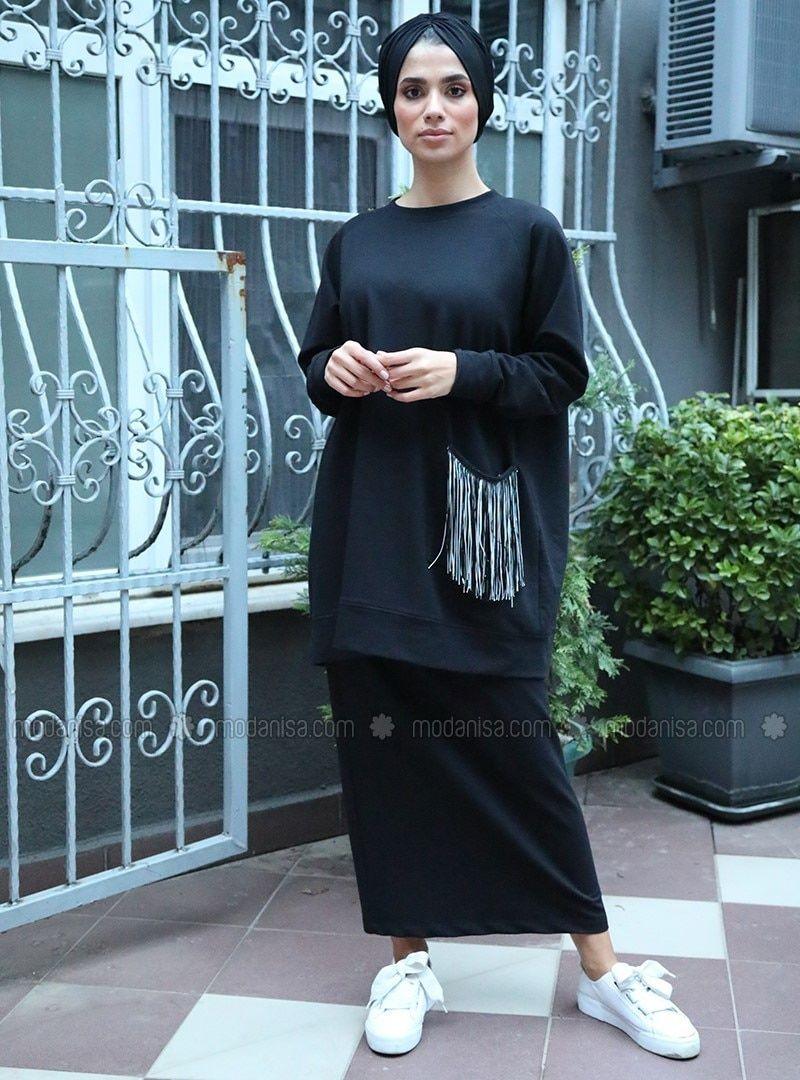 Photo of Most Beautiful Hijab Dress Models Black Cotton Costume ift.tt/2X1oOwy