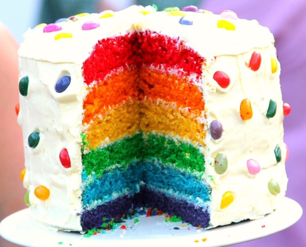 Cake · Home Design: Simple Birthday Cake Ideas ...