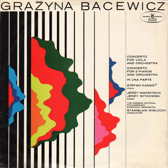 Juxtapoz Magazine - Vintage Polish album covers