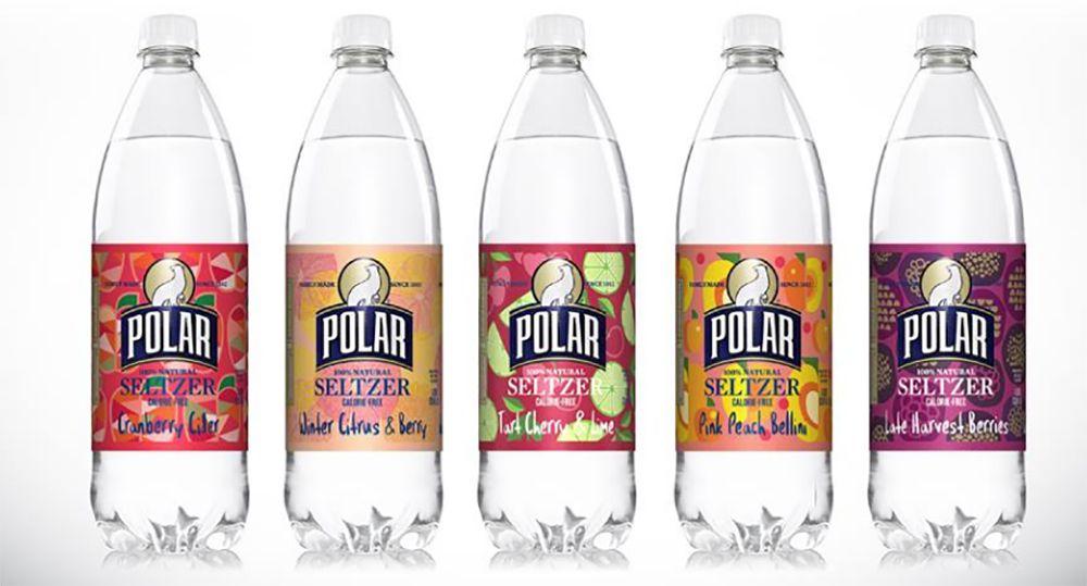 Attention The Polar Winter Seasonals Are Here Polar Polar Bottle Seltzer