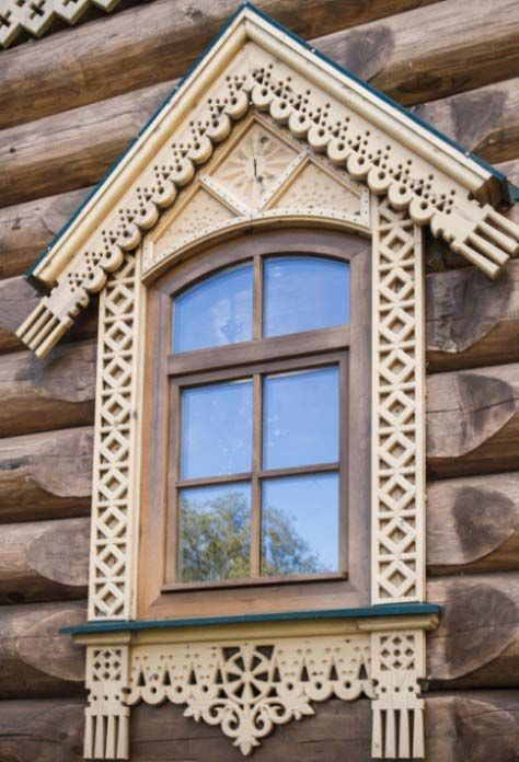 Наличники на окна фото вариантов шаблоны Как сделать