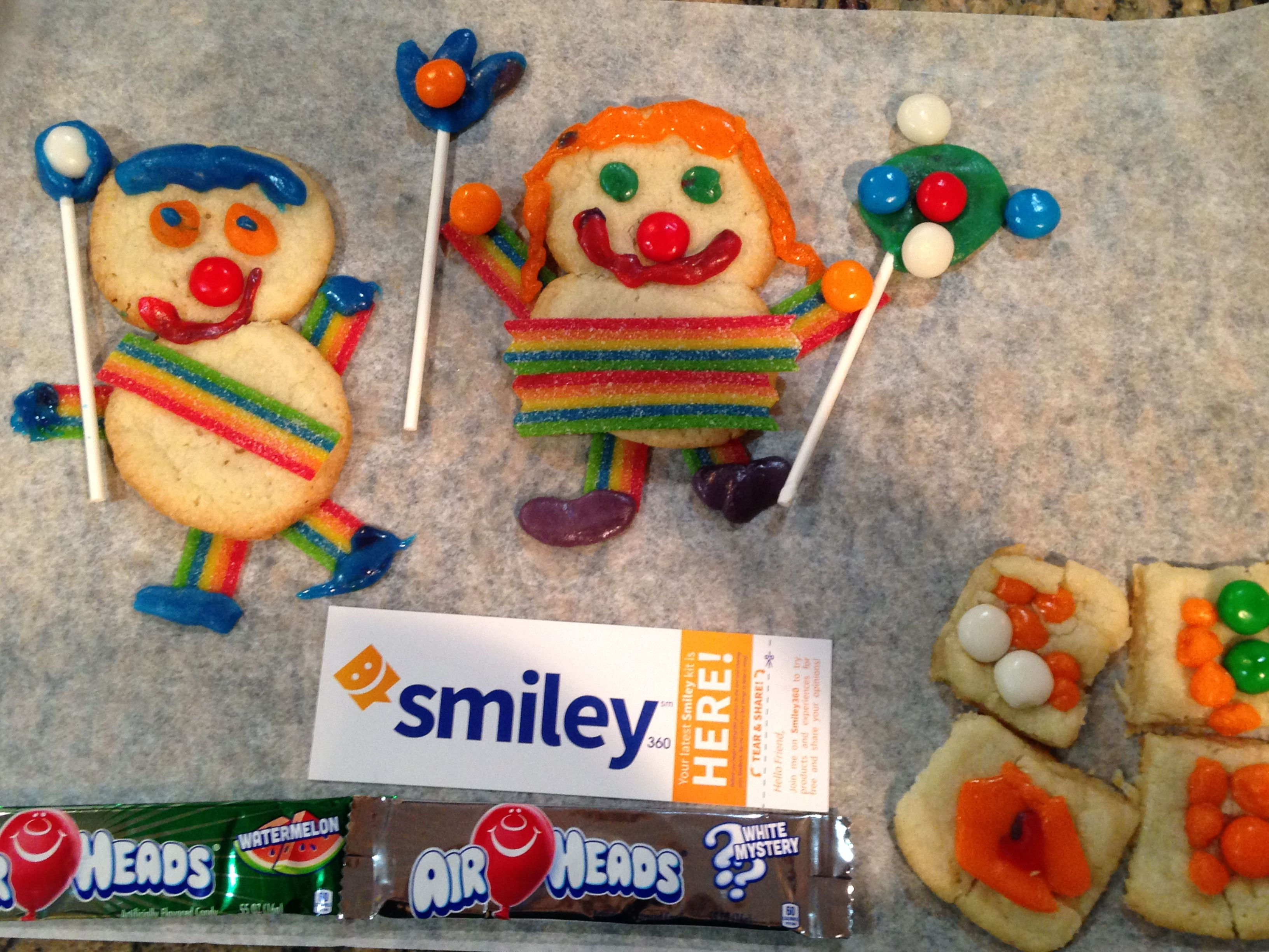 Airheads Snowman And Pizza Smiley 360 Free Samp Energen Oatmilk Mixbry10scx24g