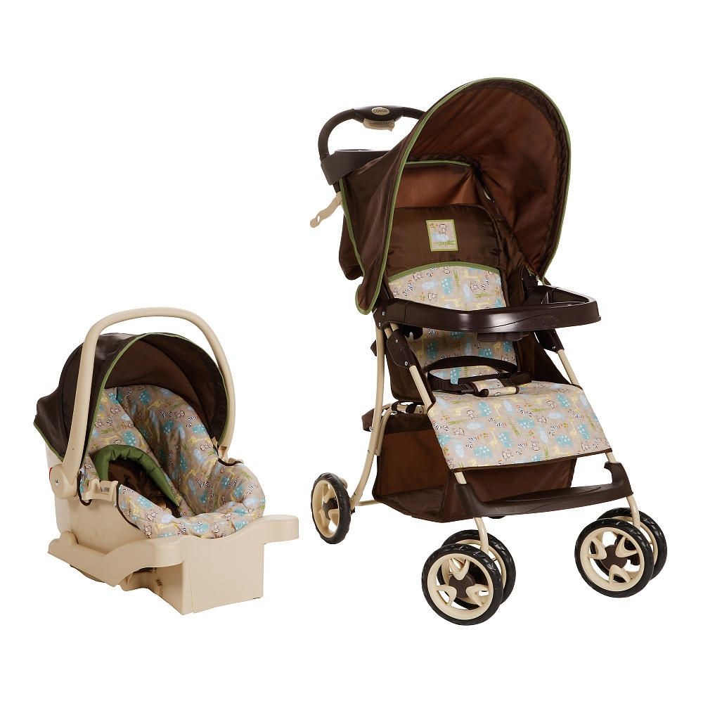 Cosco Sprinter Go Lightly Travel System Stroller