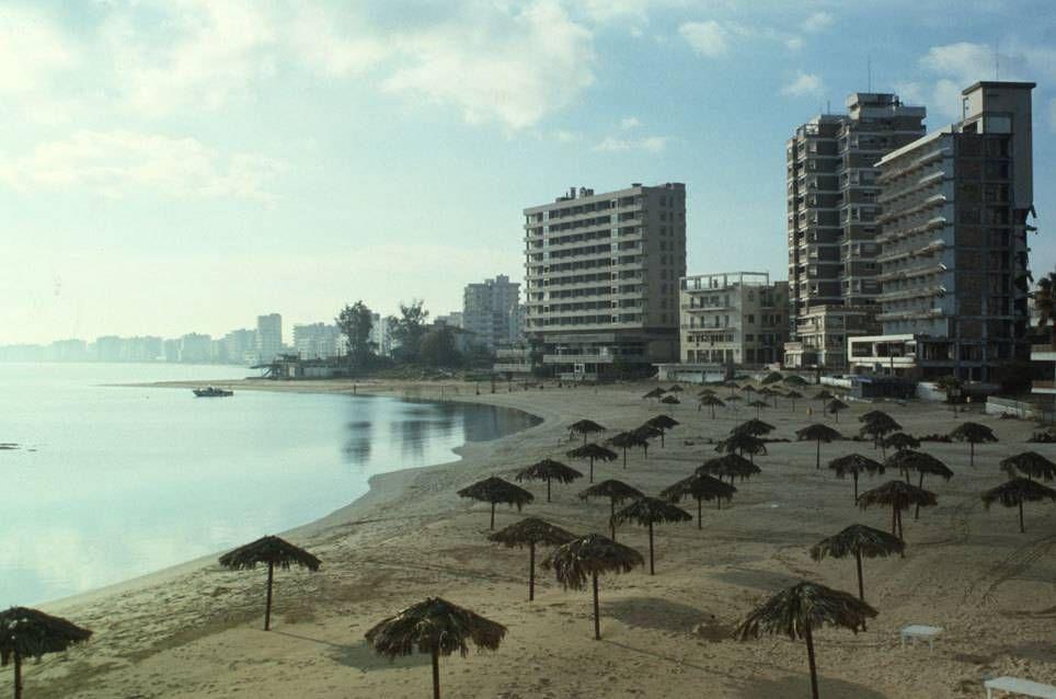 Varosha Zyperns Geisterstadt Am Strand Geisterstadt Orte Und